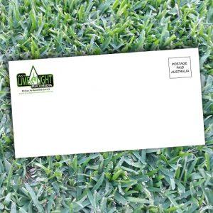 Limelight DLX envelopes