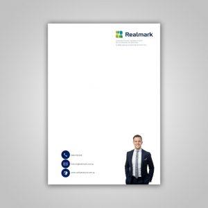 Realmark Letterhead