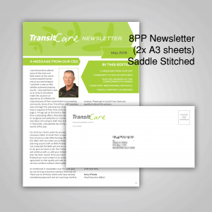 TransitCare 8PP Newsletter