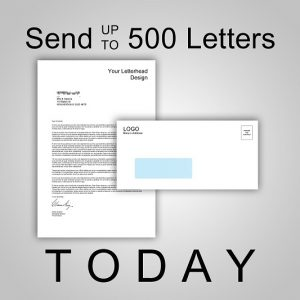 Send a Letter TODAY