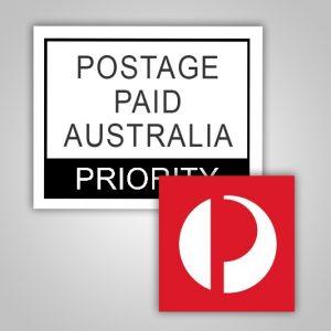 Australia Post Priority Postage